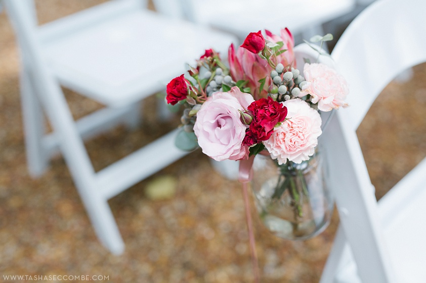 Perfect Floral Seating Accessories