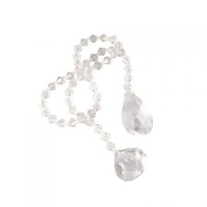 Accessories Clear Crystal String mixed