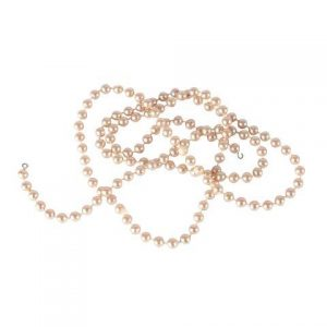 Accessories Pearl Strings Pink 80cm