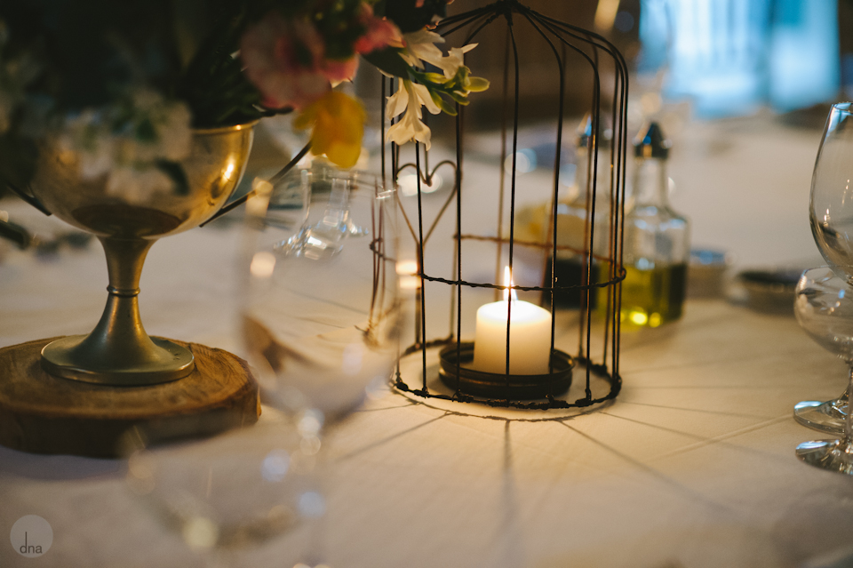 Bird Cage Candle Lighting