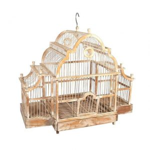 Birdcage Antique Woodx