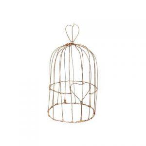 Birdcage Round Wire Rust