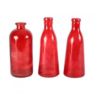 Bottle Red Mixed size