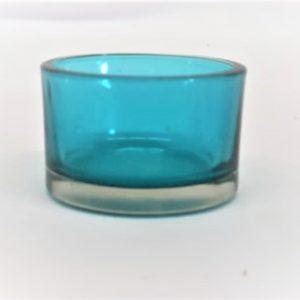 Candle Holder Aqua T Light
