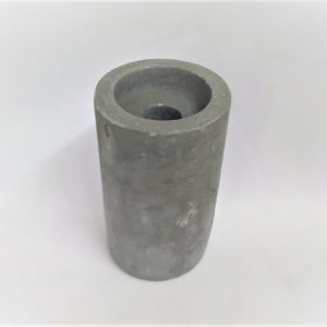 Candle Holder Cement Pillar Large