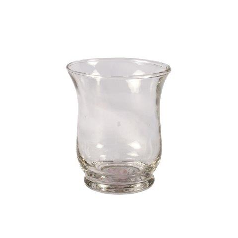 Candle Holder Glass Hurricane
