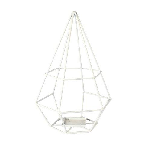 Candle Holder Himmeli White