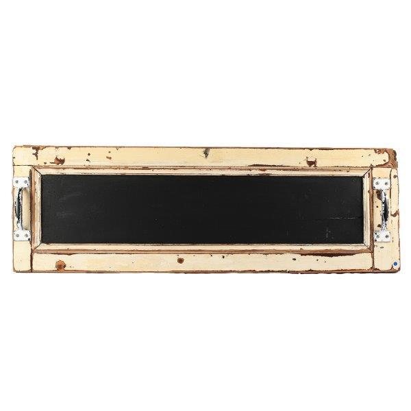 Chalkboard Wooden Tray