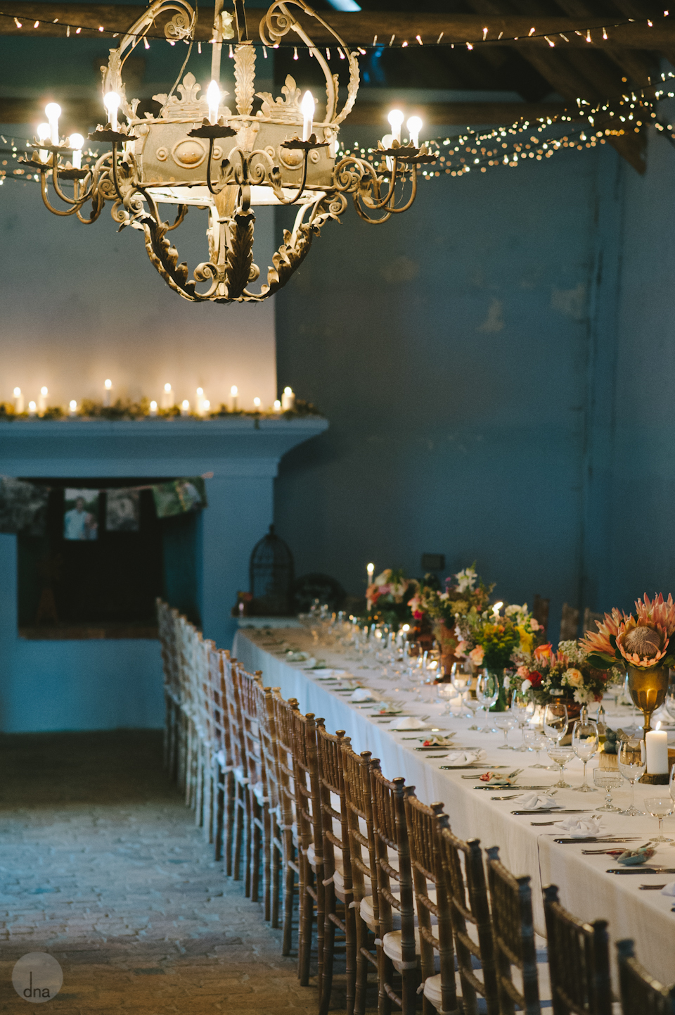 Chandeliers Candlelight Wedding Table Seating