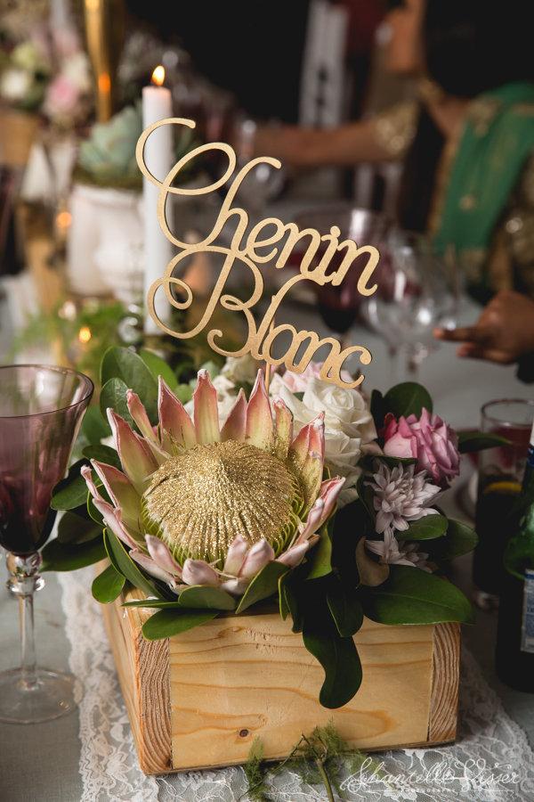 Chenin Blanc Floral Display