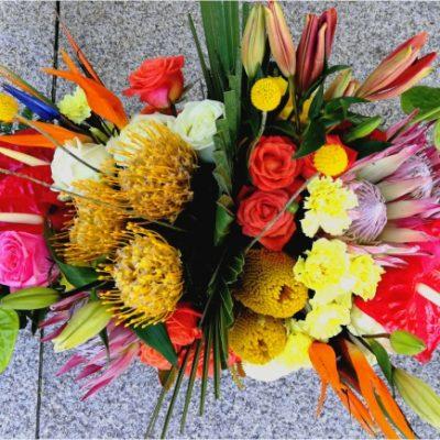 Corporate Presidential Flower Arrangement