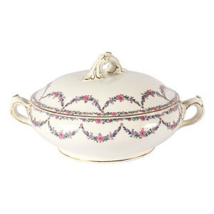 Dinnerware Ceramic Tureen Mixed