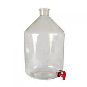 DrinksDispencerGlassBottleX large Litre