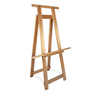 Easel Large Light Wood