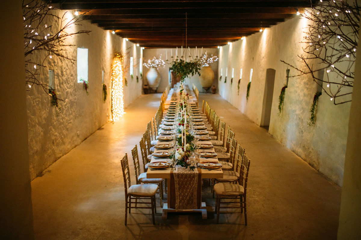 Formal Elegant Wedding Reception