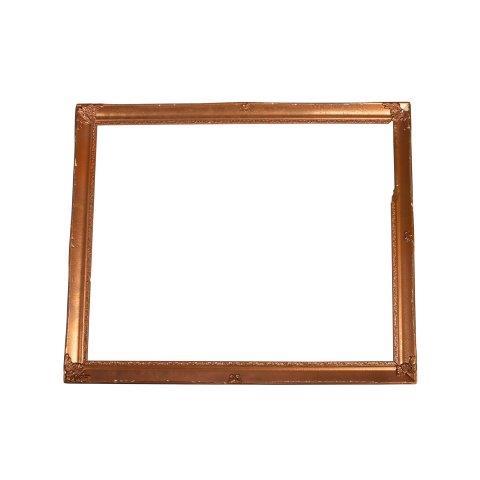 Frame Barbara Gold inside