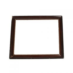 Frame Jane Dark Wood