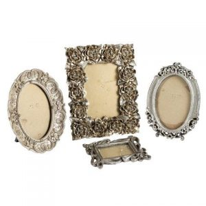 Frames Picture Vintage Silver Mixed