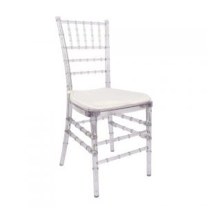 Furniture Chair Tiffany White