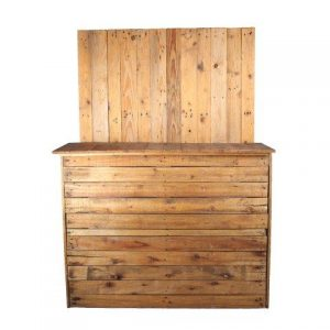 Furniture Pallet Shelf