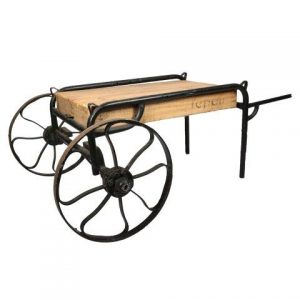 Furniture Wagon Metal X largex