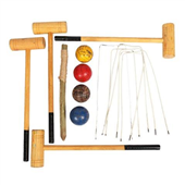 Games Croquet Set Medium Club