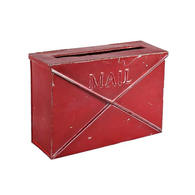 Gifts & Cards, Red Mailbox