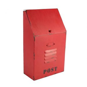 Gifts and Cards Red Postbox Smallx