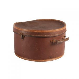Hat Box Martha Brown Roundx
