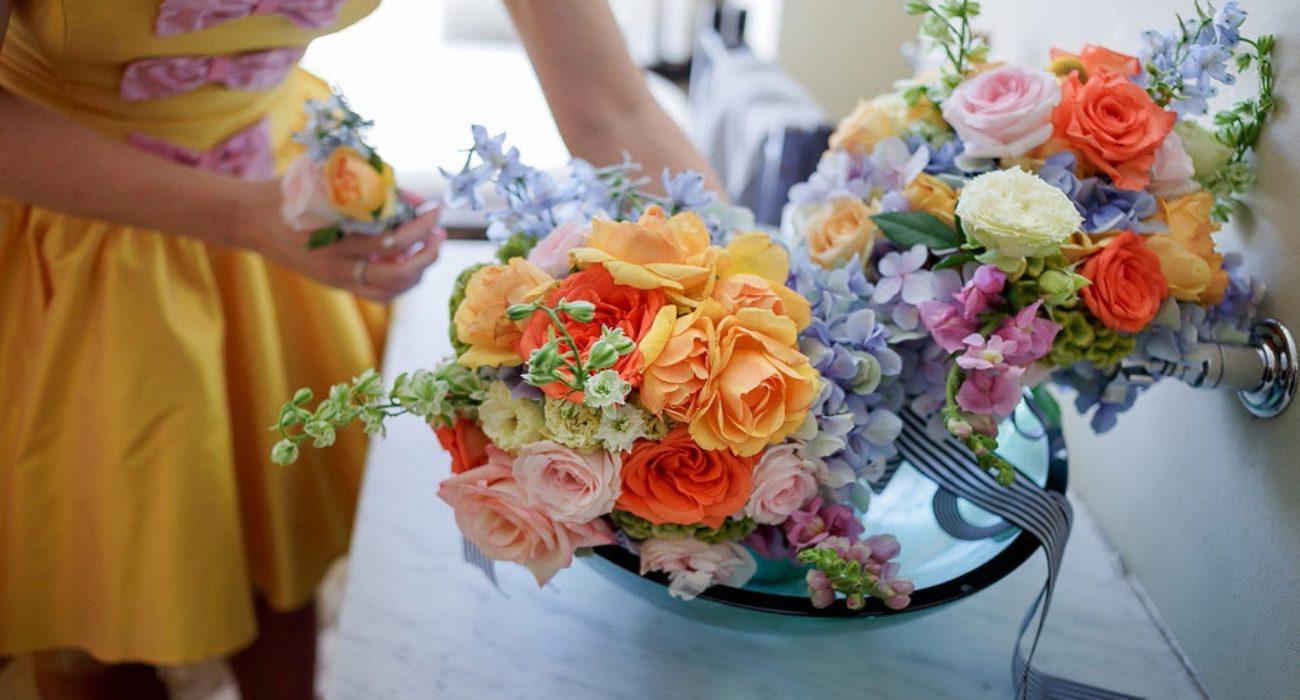 Inspiring Bridal Boquets