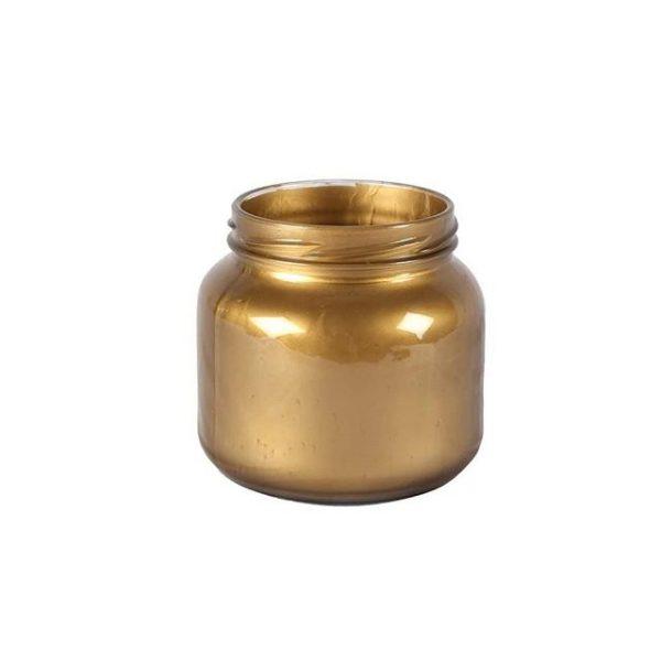Jar Gold Small