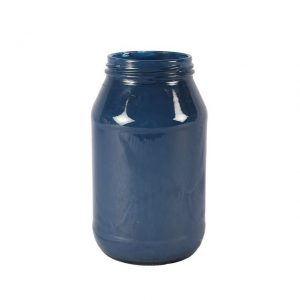 Jar Navy Large
