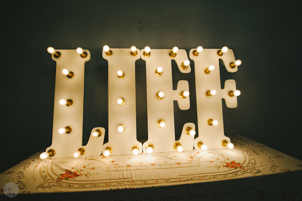 LED Letter Lights Lief