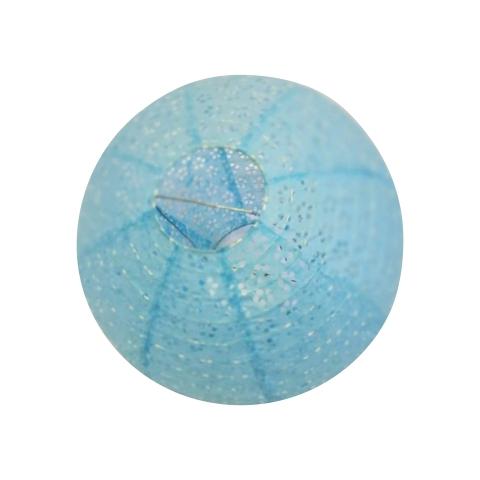 Lantern Paper Baby Blue Pattern cm