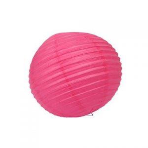 Lantern Paper Cerise Pink Large cm