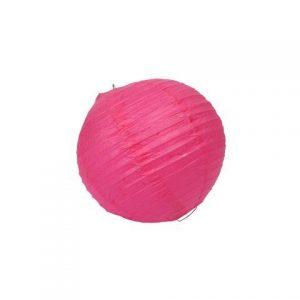 Lantern Paper Cerise Pink Medium cm