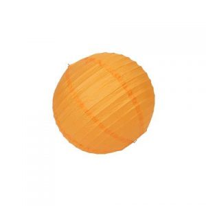 Lantern Paper Orange Medium cm