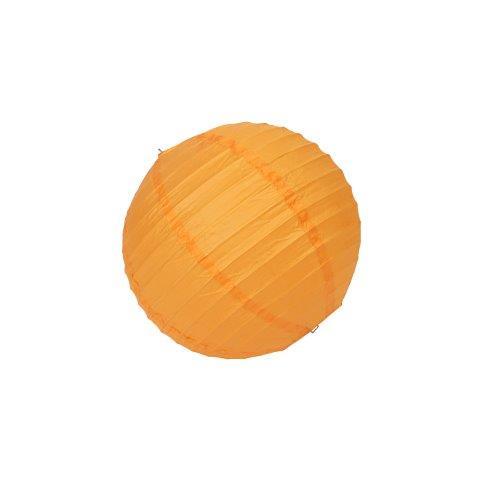 Lantern Paper Orange Medium cm