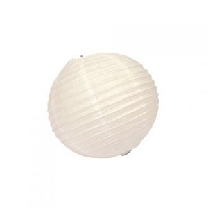 Lantern Paper White Small cm