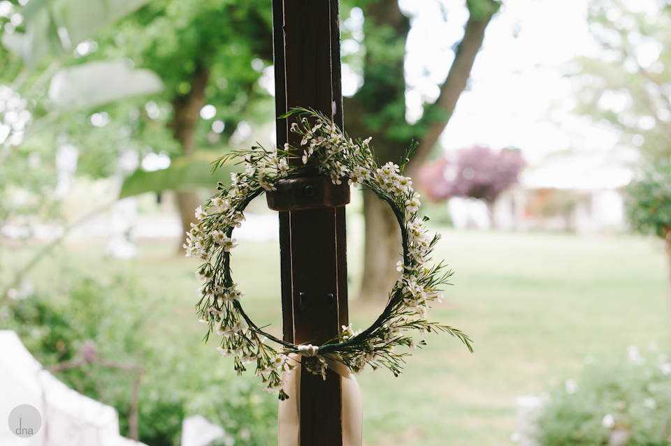 Leafy Wreath Rings In A Circle Symbolising Eternity