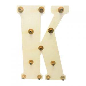Light Letters K cm