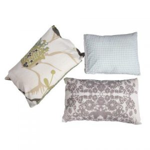 Linen Scatter Cushions Mixed Small
