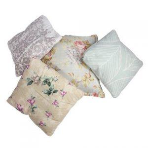 Linen Scatter Cushions Mixed Medium