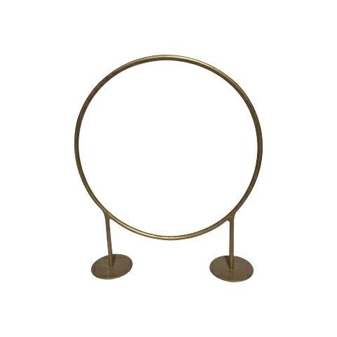 Metal Circle Standcm