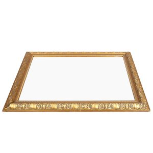 Mirror Gold Frame X large Inside