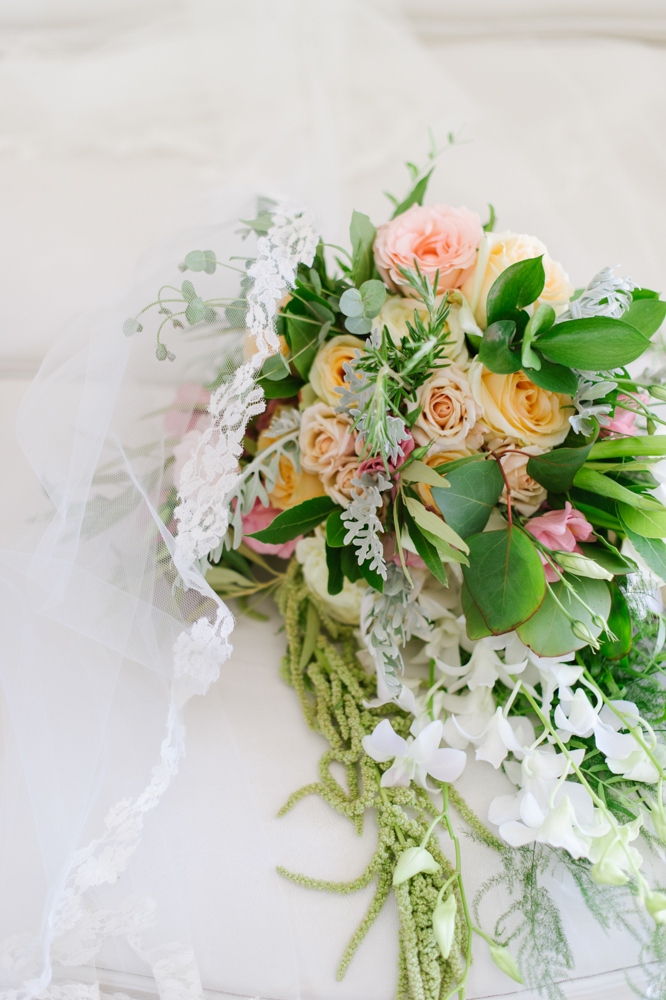 My Pretty Vintage Bridal Bouquet
