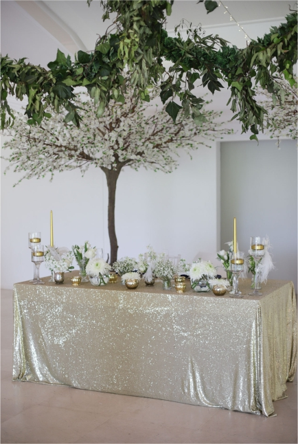 My Pretty Vintage Elegant Wedding Centerpieces