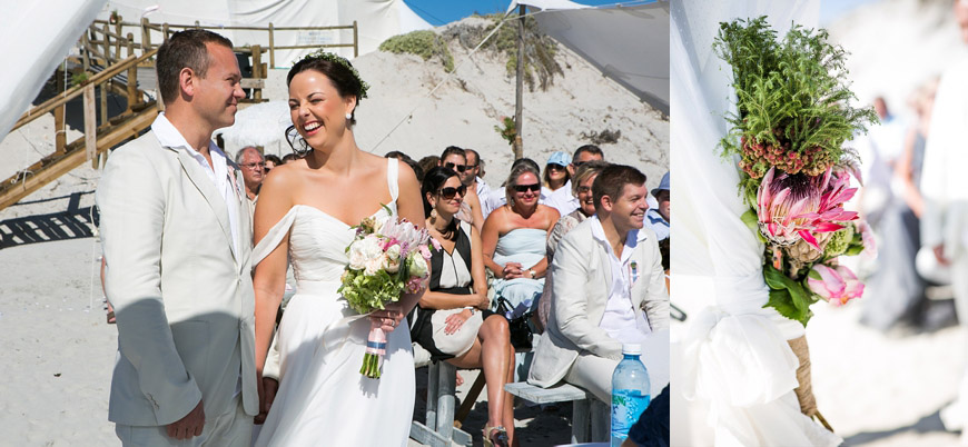 My Pretty Vintage Happy Beach Weddings Standkombuis