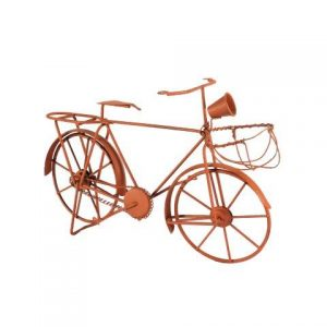 Prop Bicycle Brown Rustic Small