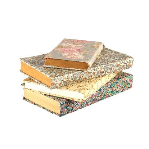 Prop Books Floral Fabric